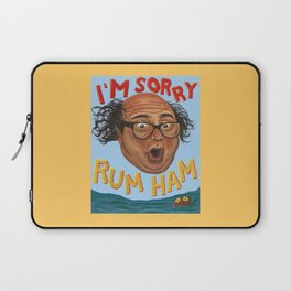 Rum Ham Laptop Sleeve