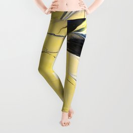 Hello  Yellow ! Leggings