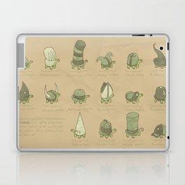 A Study of Turtles Laptop & iPad Skin