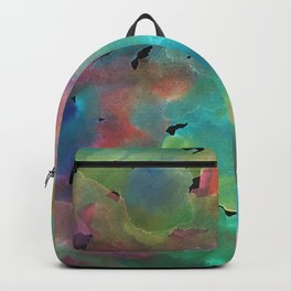 Watercolor pattern 17 Backpack