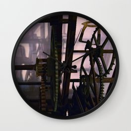 Après la mise à nu /After the exposure. Wall Clock