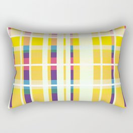 Geometric Shape 02 Rectangular Pillow