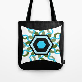 Integrate Focus and Stress Relief Tote Bag
