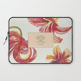 You could ask anything of me...Jace Herondale. The Mortal Instruments. Laptop Sleeve