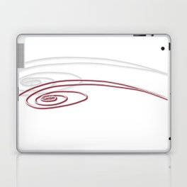 Amaranthine Eye Laptop & iPad Skin