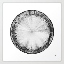 Sound of Earth ⊕ Art Print