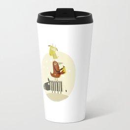 Animal Tower Travel Mug