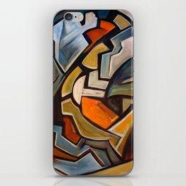 La Duree de Vie Moyenne d'un Papillon iPhone Skin