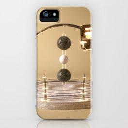Time machine iPhone Case