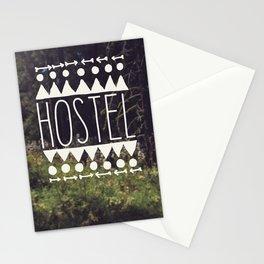 hostel Stationery Cards