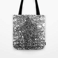 Twisted Metal Tote Bag