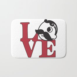 Love Natty Boh Bath Mat