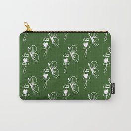 Sweet Butterfly Carry-All Pouch