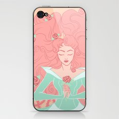 Sleep iPhone & iPod Skin