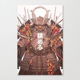 Pacify Canvas Print