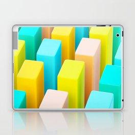 Color Blocking Pastels Laptop & iPad Skin