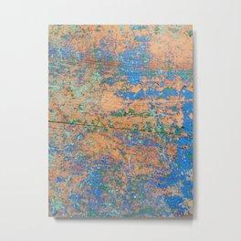 Aegean Colors (part 2) Metal Print