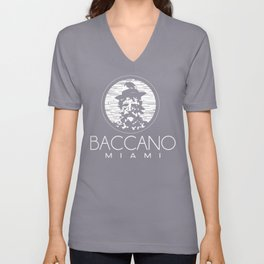 Baccano Unisex V-Neck