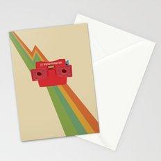 Model J Stationery Cards