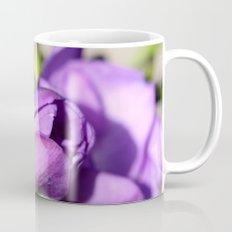 lovely purple flowers Mug