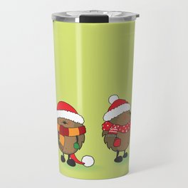 Ready for Xmas Travel Mug