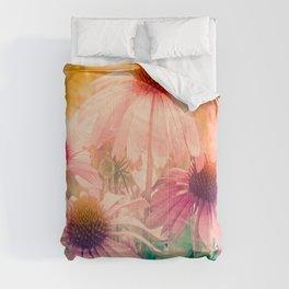 Happy Summerflowers Pastell Comforters