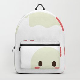 I'm Dead Serious Ghost Lover  Backpack