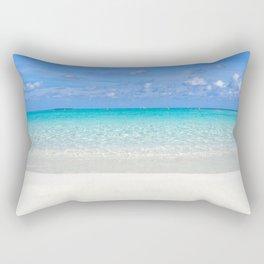 Gorgeous Tropical Ocean Rectangular Pillow