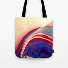 The Bent Earth Theory Tote Bag