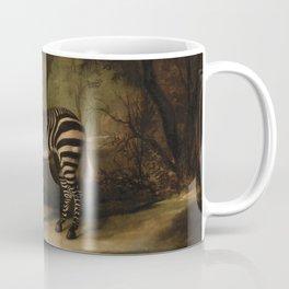 George Stubbs - Zebra  Coffee Mug