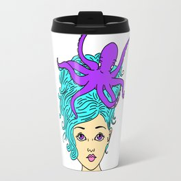 Mermaid Hair Travel Mug