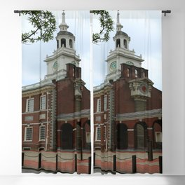 Philadelphia - Independence Hall Blackout Curtain
