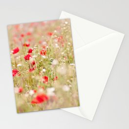 Poppies 02 Stationery Cards