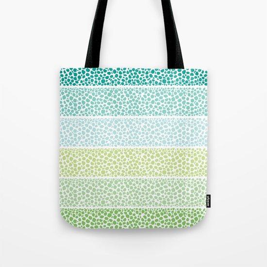 Zen Pebbles Tote Bag