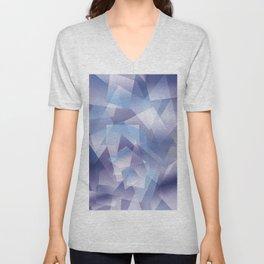 Abstract 212 Unisex V-Neck