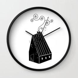 imagination_house Wall Clock