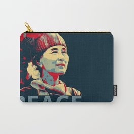 THE FIGHTER! Carry-All Pouch