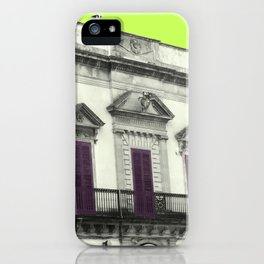 Martina Franca 2 iPhone Case