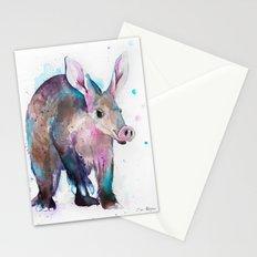 Aardvark Stationery Cards