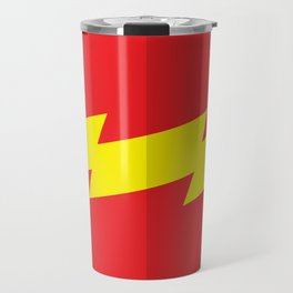 "Belts of Justice: Scientist Series ""The Speedster"" Travel Mug"