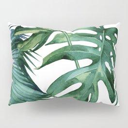 Simply Island Palm Leaves Pillow Sham