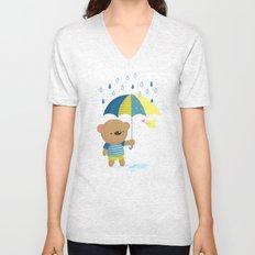 Rainy Season Unisex V-Neck