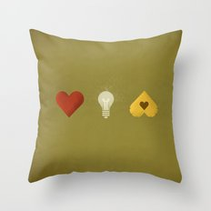Oz (Kid Friendly) Throw Pillow