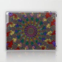 Fractal Helix Laptop & iPad Skin