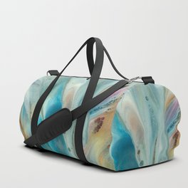 Pearl abstraction Duffle Bag