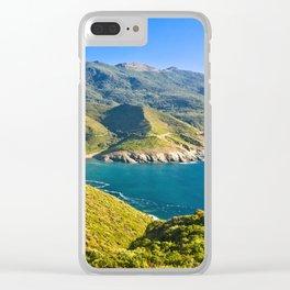 Corse 3.4 Clear iPhone Case