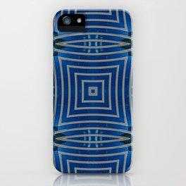 High Tech Geometric iPhone Case