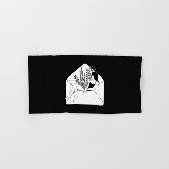 Dear Heartbreaker Hand & Bath Towel