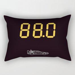DeLorean Rectangular Pillow