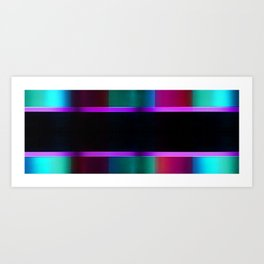 color field 3. Art Print